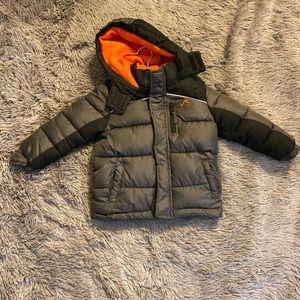 Toddler Puffer Coat
